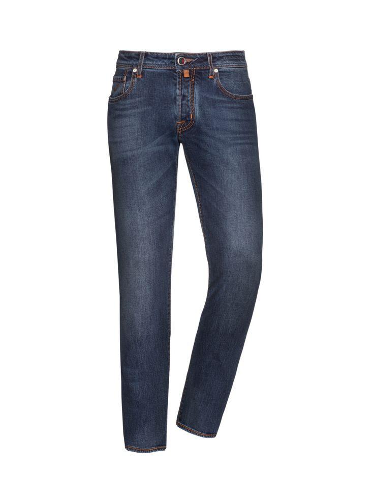 jacob cohen jeans, j688, blau