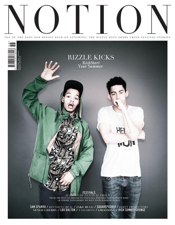 Notion 058 - Cover 2: Rizzle Kicks