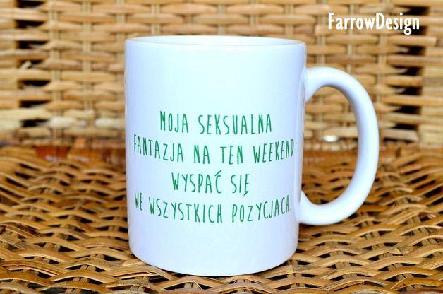 KUBEK Fantazja - FarrowDesign - Kubki i filiżanki