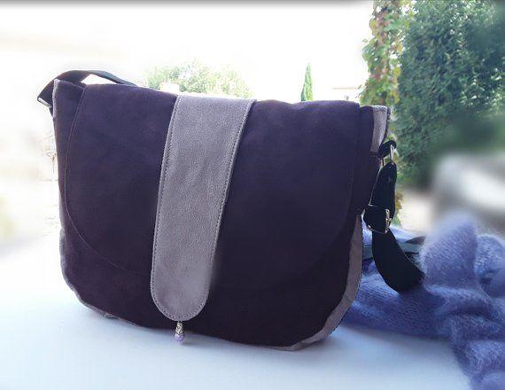 Bag FlapWoman Handmade Hobo Shoulder BagHandbagPurse QthdsrC