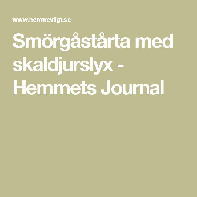 Smörgåstårta med skaldjurslyx - Hemmets Journal