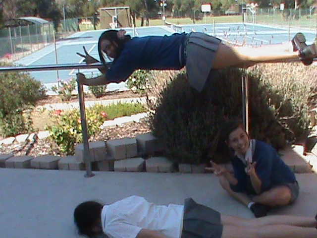 planking & face planting are two totally different concepts.
