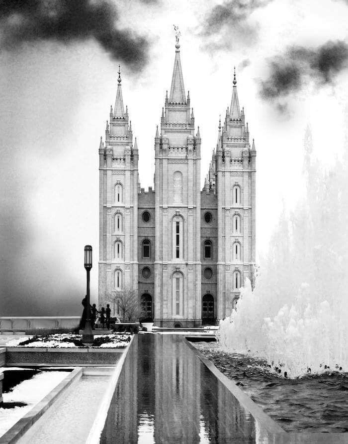 131 best LDS Temples images on Pinterest   Templo de salt lake ...