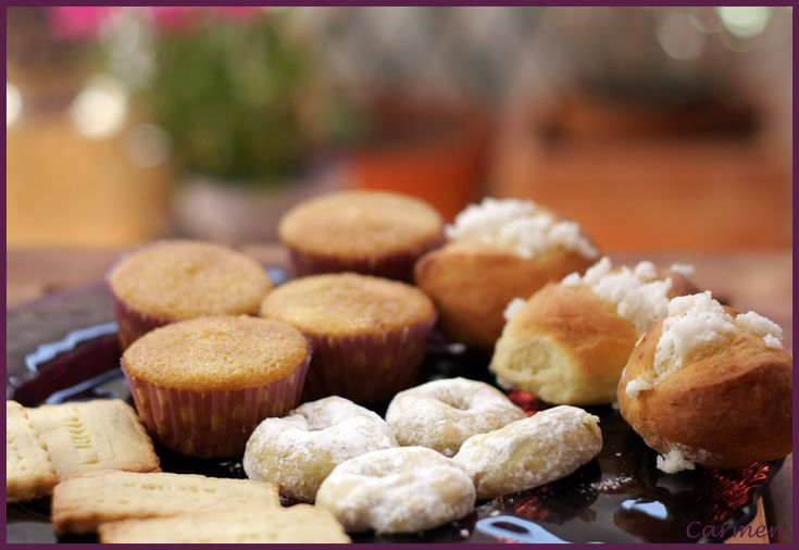 Estos dulces sin huevo ni leche ni frutos secos son un ejemplo de que todo lo que se puede hacer con alergias alimentarias