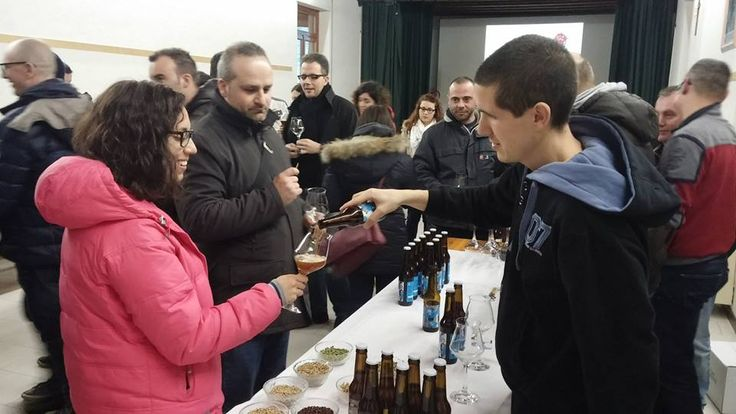 "2° Serata ""Corso avvicinamento alla birra"" Conoscila, Bevila, Amala"