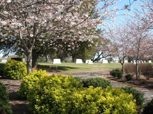 Montlawn Memorial Park  2911 S Wilmington S  Raleigh  Wake County  North Carolina  USA  Postal Code: 27603  Phone: (919) 772-1073