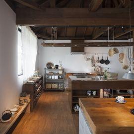 古民家を自分の住まいにリノベーション!|SUVACO(スバコ)