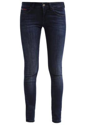 LOW RISE SKINNY SOPHIE - Jeans Skinny Fit - dark-blue denim