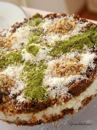 Tel Kadayıflı Pasta
