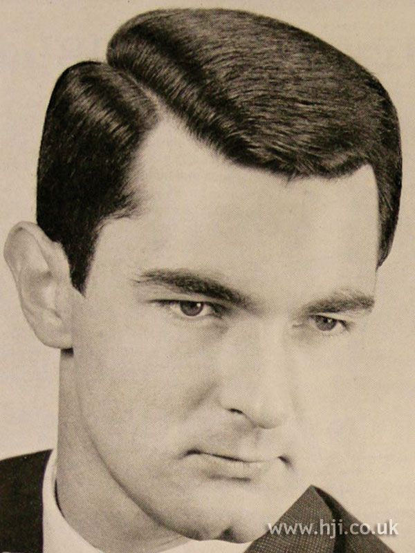 1963 Men Sculpture Hairstyle Fashion 1960 S Men