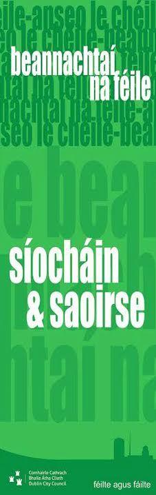 The biggest Irish language festival in Ireland & around the world! #DublinBanners #DublinCityCouncil #civicmedia2016