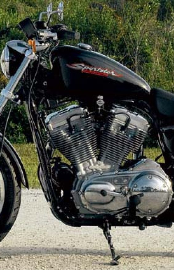 Harley davidson Iron 883 manual pdf on