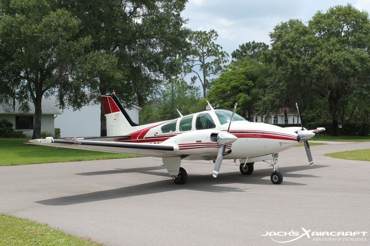 1974 Beechcraft Baron B55 for sale in (X05) Cheswold/Dover, DE USA => www.AirplaneMart.com/aircraft-for-sale/Multi-Engine-Piston/1974-Beechcraft-Baron-B55/11056/