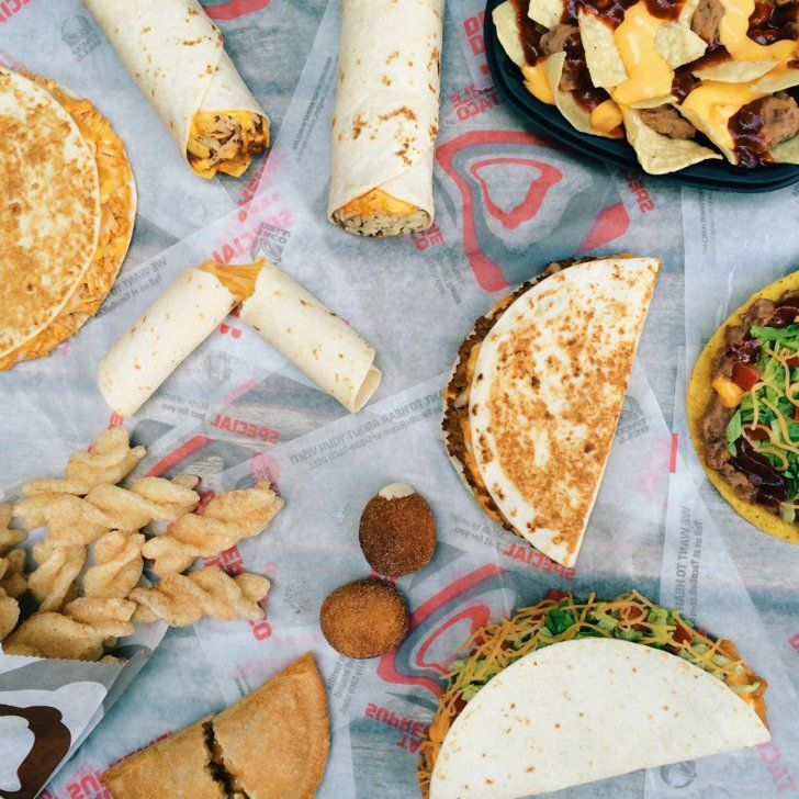 Pin for Later: Does the New Taco Bell $1 Cravings Menu Look Awesome or Awful?