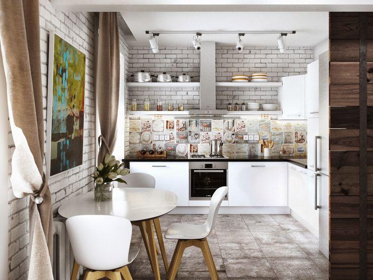 «АМ Эй Джей Проект» «AJ PROJECT» тел.: 8 (909) 947-60-43: Дизайн-проект для квартиры по адресу ул. Багрицког...
