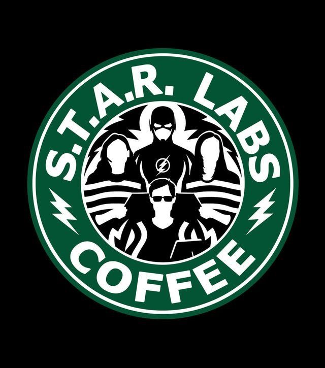 S.t.a.r. labs coffee