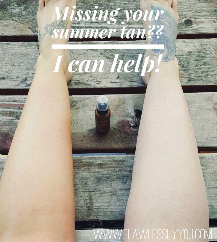 Younique Self Tanning Spray www.flawlesslyy0u.com