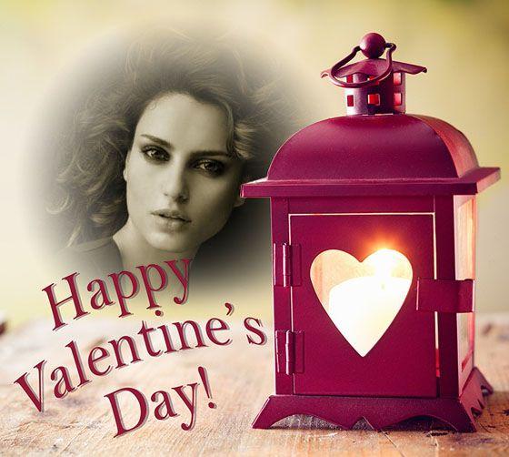 Imágenes Montadas de Amor para San Valentín.