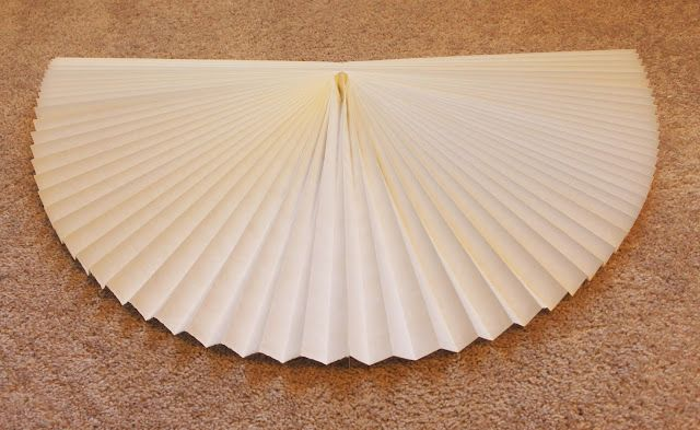 Covering Arched Windows, how to use paper shades to cover windows Theraggedwren.blogspot.com