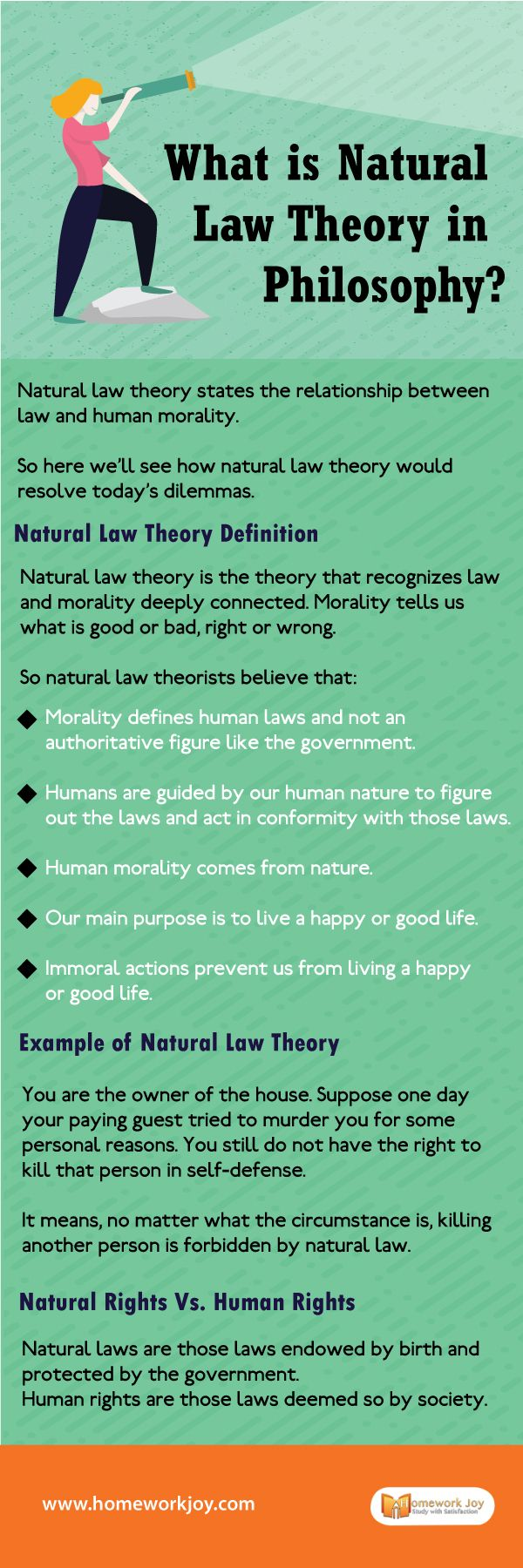 What Is Natural Law Theory In Philosophy Philosophy Theories Philosophy Philosophical Quotes