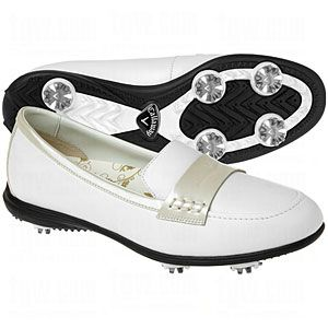 Womens Golf Shoe: Ladies Callaway Moc Slip-On Golf Shoes | TGW.com