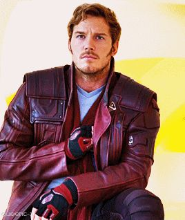 Chris Pratt | I wore my red leather jacket when I went to see the movie...