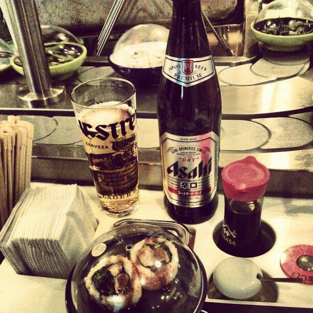 "10 Beğenme, 1 Yorum - Instagram'da @dianeclaymore: ""#sushi #yosushi #harveynicholls #edinburgh #yum #healthy #japanese"""