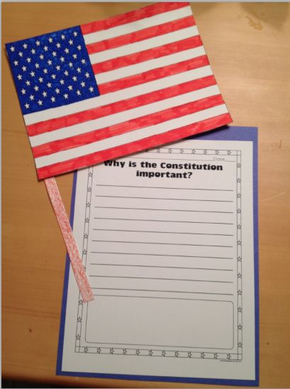 The Lesson Plan Diva: Constitution Day Activities and Printables