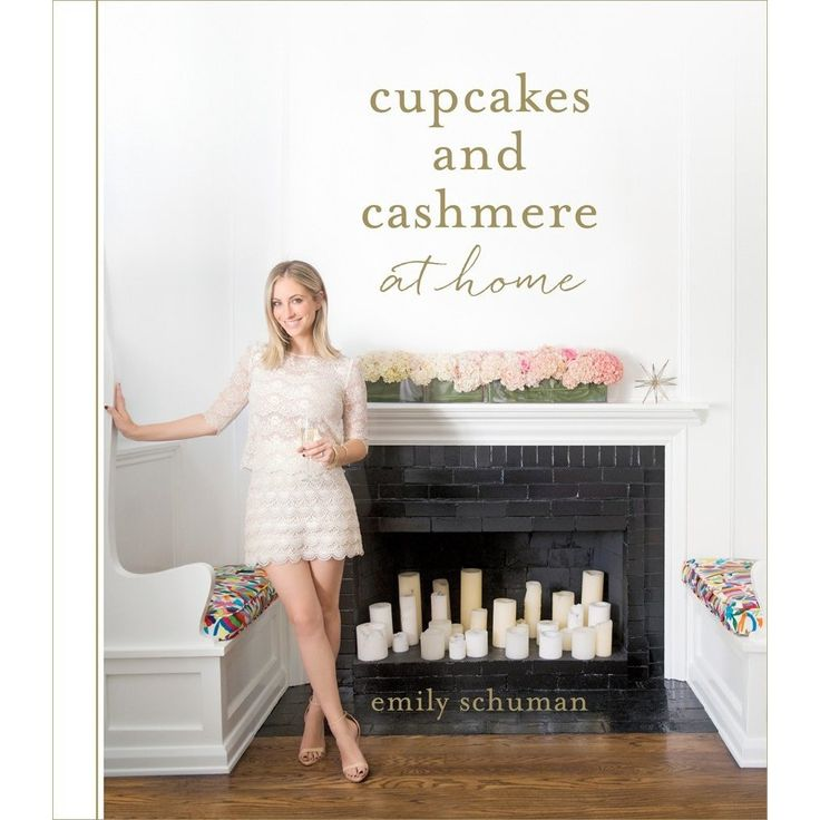 Cupcakes & Cashmere At Home Book