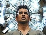 Colin Farrell em cena de 'O Vingador do Futuro' (Divulgação)