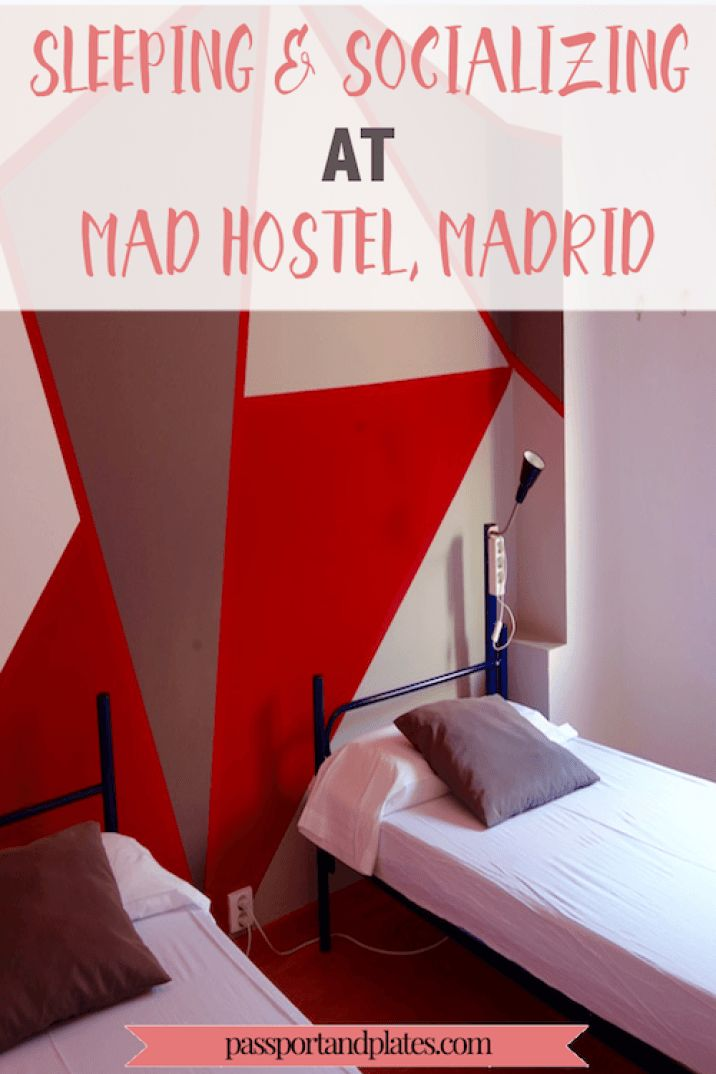 Visiting Madrid, Spain and looking for budget friendly accommodation? Stay at…