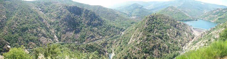 Villefort en Lozère (Voie Régordane, GR68 Tour du Mt Lozère, Le Cévenol, GR44, GR78, GR72).