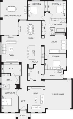25 best ideas about home floor plans on pinterest house for Interactive office floor plan