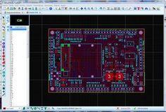 ARES  Es la herramienta para la elaboración de placas de circuito impreso con posicionador automático de elementos y generación automática de pistas, que permite el uso de hasta 16 capas. Con ARES el trabajo duro de la realización de placas electrónicas recáe sobre el PC en lugar de sobre el diseñador.