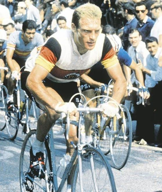 Er starb im Alter von 79 Jahren | Rad-Legende Altig tot - Bild.de