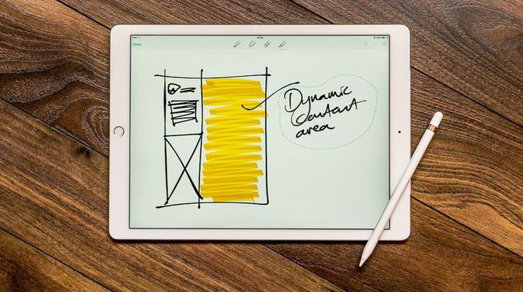 8 iPad apps that make the most of Apple Pencil