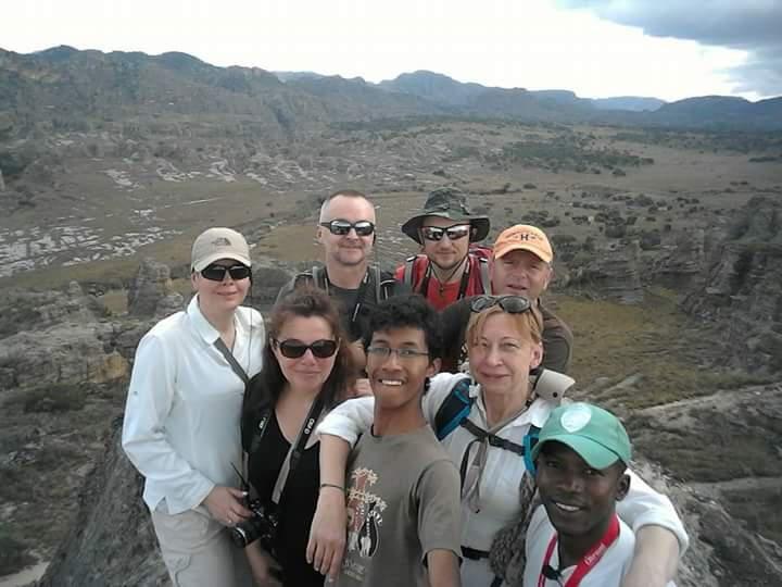 Faniry Team on Travel