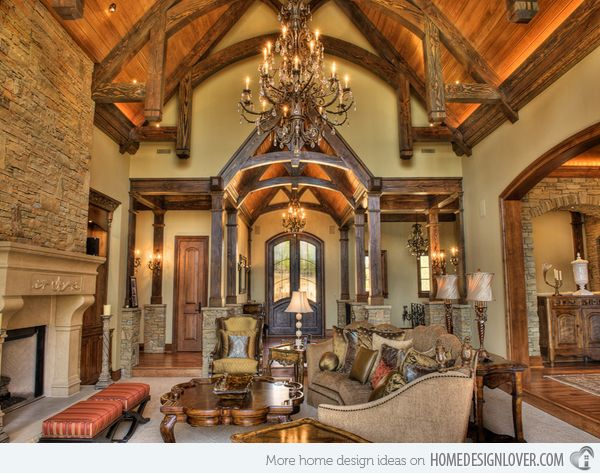Best 25+ Tuscan living rooms ideas on Pinterest   Tuscany decor ...