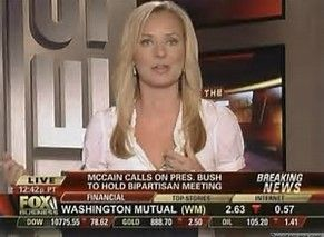 Image result for sandra smith reporter