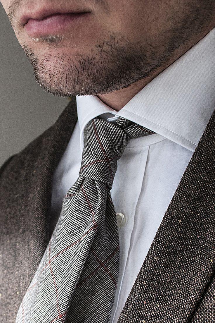Piemont - Six Fold - Untipped - Necktie
