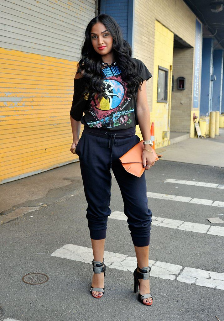 How to Style Jogger Pants Beyond the Airport Outfit