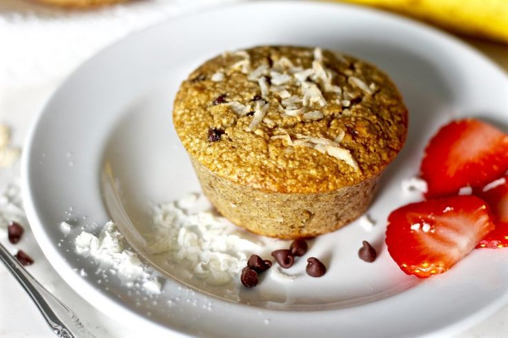 These coconut banana breakfast muffins taste like a delicious dessert but are nutritious and filling enough to make a great breakfast.