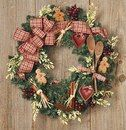 cute x-mas wreath