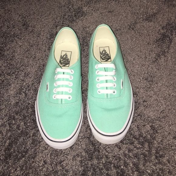Mint Vans Worn only a few times, in great condition Vans Shoes Sneakers