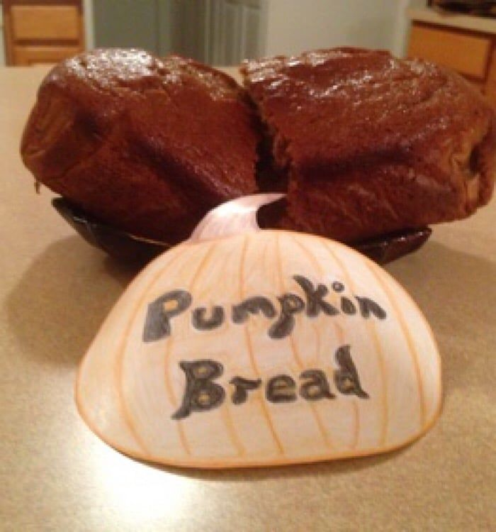 "A good pumpkin recipe starts with the season of the pumpkin. I used canned pumpkin here but you can certainly use fresh. Remember though that pie pumpkins are the smaller pumpkins we all use to decorate our home. This pumpkin is less starchy and does so much better in recipes. This bread is stuffed with the goodness of dried fruit and nuts. If you are a ""vanilla"" type of baker this recipe is still great. Enjoy!"