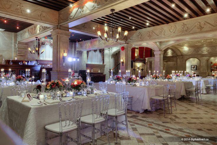 Quebec Weddings At Fairmont Le Château Frontenac