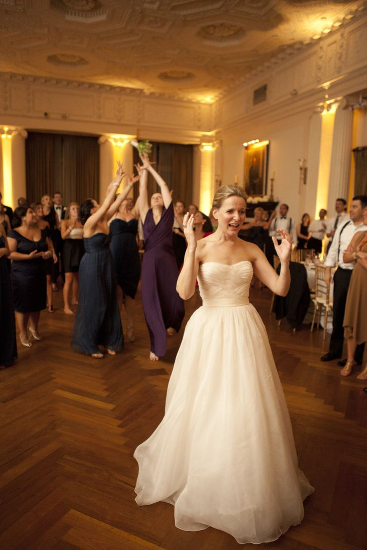 wedding ceremony new york city%0A Classic Wedding at The Yale Club of New York City
