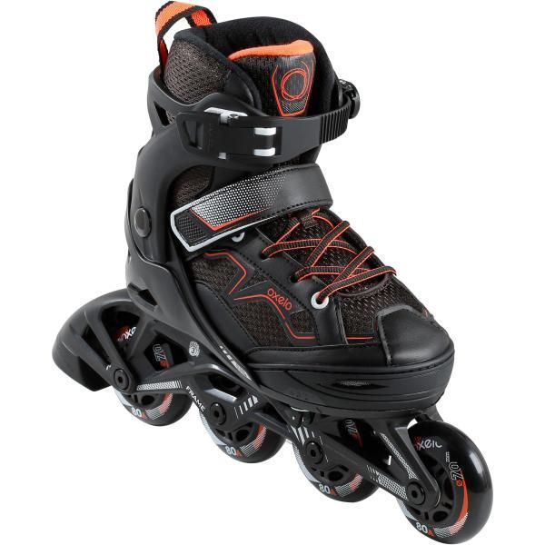 Oxelo Fit 3 Inline Fitness Skates Kids 6 To 12 Years In 2021 Skate Fits Exercise For Kids Inline Skating