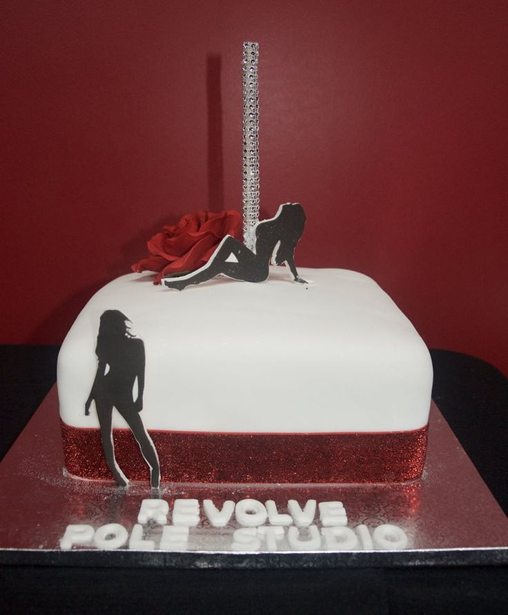 48 Best Images About Pole Dance Cake On Pinterest
