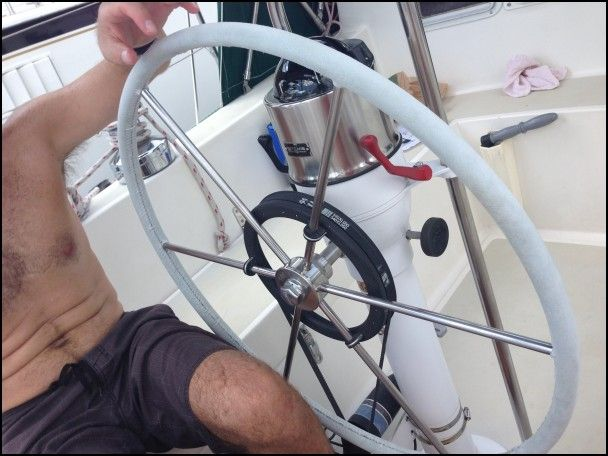 Steering Wheel Covers for Boats